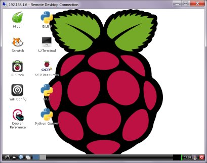 Raspberry Pi Remote Desktop004 Remote Desktop to your Raspberry Pi