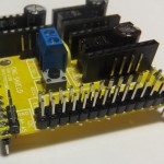 Arduino CNC Shield I2C Pins 150x150 Arduino CNC Shield   100% GRBL Compatable