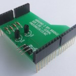 Arduino2rPi Bridge Shield 2 150x150 Arduino to Raspberry Pi Bridge Shield   Serial/UART