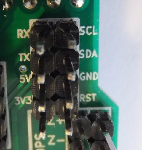 Arduino cnc shield v comms breakout protoneer nz