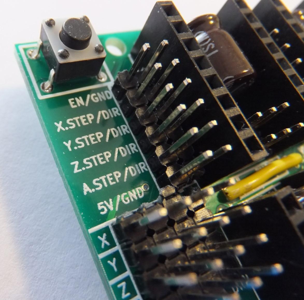 Arduino motor shield v stepper code impremedia