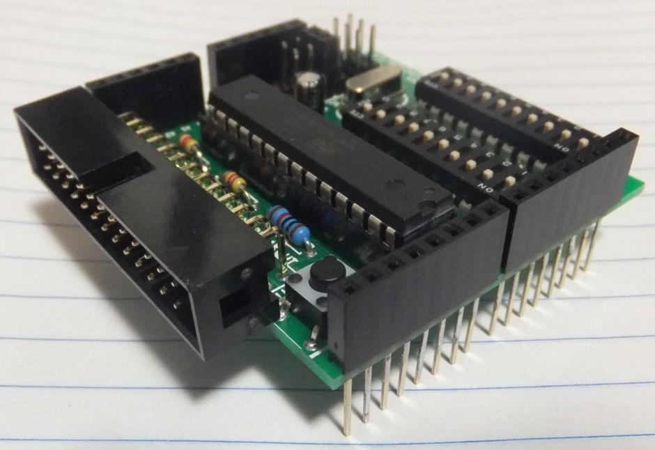 Arduino multi core side protoneer nz