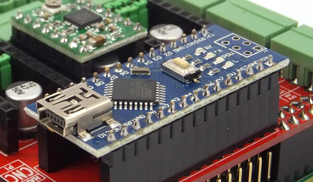 Raspberry Pi Cnc Board Mcu