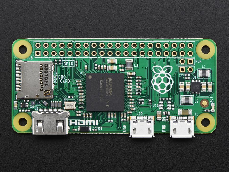 Raspberry Pi Zero Front Protoneer Co Nz